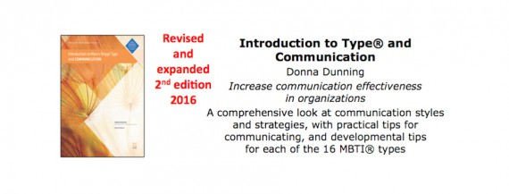 Introduction to Type® and Communication