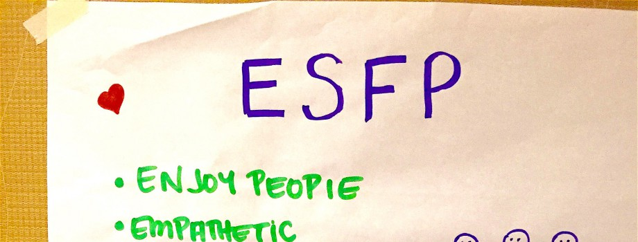 Illustrations of Type – ESFP
